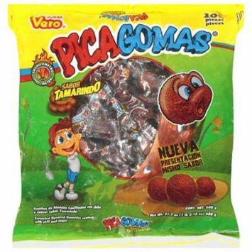 Dulces Vero Tamarind Flavored Gummies, 21.2 oz