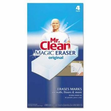 Procter & Gamble Mr. Clean Magic Eraser Foam Pad Box of 4