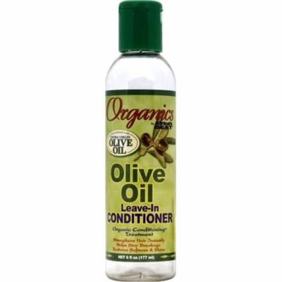 Africa's Best Organics Olive Oil Leave-In Conditioner 6 oz