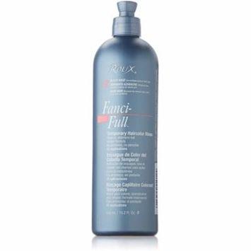 Roux Fanci-Full Temporary Haircolor Rinse, Black Rage 15.2 oz