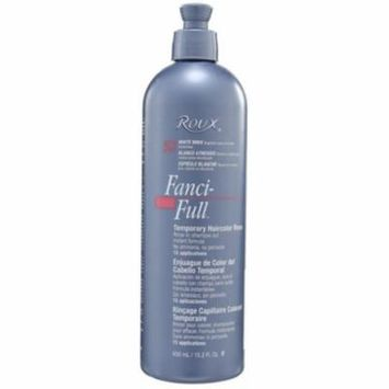 2 Pack - Roux Fanci-Full Temporary Color Rinse 52 White Minx, 15.2 oz