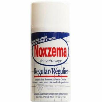 4 Pack - Noxzema Shave Cream Regular 11 oz