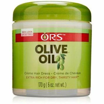 ORS Olive Oil Creme Hair Dress 6 oz