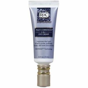 2 Pack - RoC Multi Correxion 5-in-1 Eye Cream, 0.5 oz
