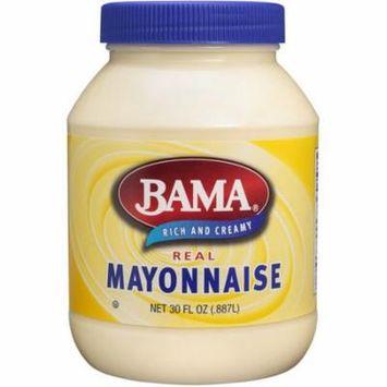 Bama Real Mayonnaise, 30 fl oz