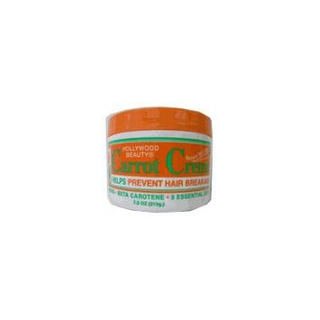 Carrot Creme By Hollywood Beauty For Split Ends Treatment - 7.5 Oz