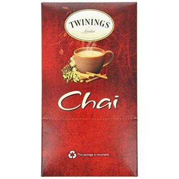 Twinings Chai Tea Keurig K-Cups, 48 Count