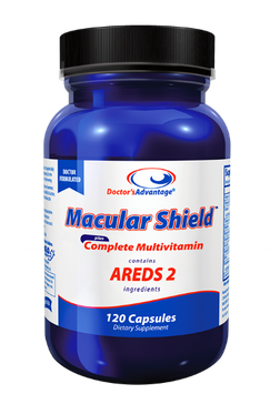 Doctors Advantage Doctor's Advantage - Macular Shield AREDS 2 plus Complete Multivitamin - 120 Capsules