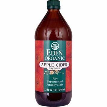 Eden Foods Organic Apple Cider Vinegar -- 32 fl oz pack of 1