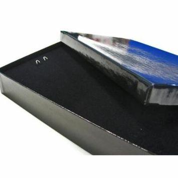 Black Gift Or Packaging Box W/ Velvet 5.5