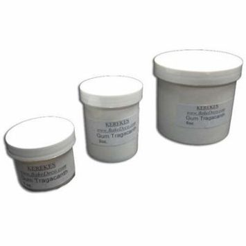 Gum Tragacanth, for Gumpaste and Pastillage - 4 Oz