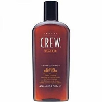 american crew classic body wash, 15.2 ounce