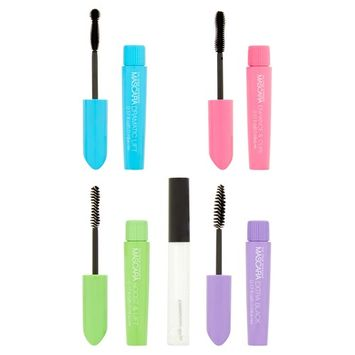The Color Workshop Dazzling Lashes Mascara Collection, 5 piece