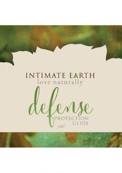 Intimate Earth Defense Protection Glide Foil Pack