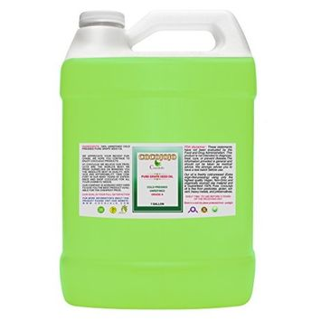 Grapeseed Oil - Pure Natural Grape Seed Cold Pressed 1 gallon Hair Face Skin Massage Moisturizing Premium Quality