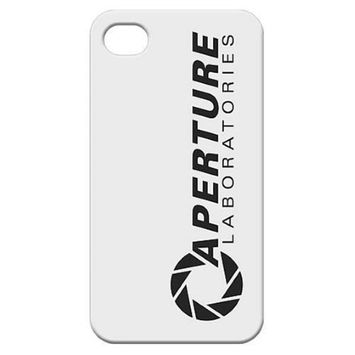 A Crowded Coop, Llc Portal 2 Iphone 4 Aperture Laboratories 80'S Case