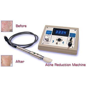 Machine de traitement de traitement d'acné, système de salon et de maison, dispositif de qualité.