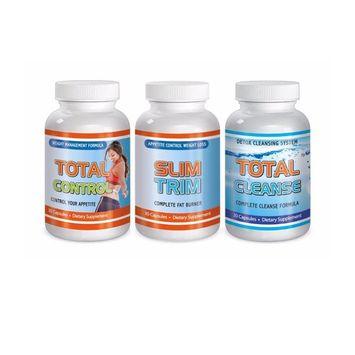 SLiMax Total BODY SYSTEM MAXIMUM EFFECT DIET FORMULA