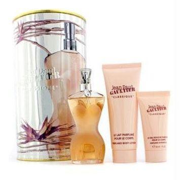 Jean Paul Gaultier 12B009U1JLNWA 3 Piece Fragrance Set for Women