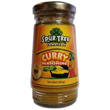 JAMAICAN CURRY SEASONING (1JAR)