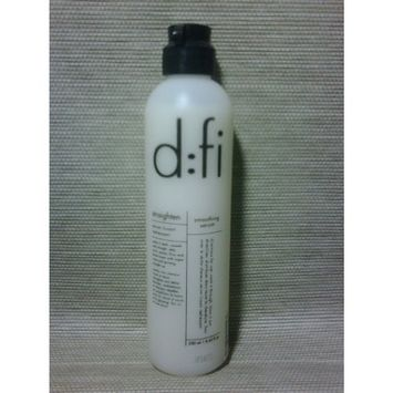 American Crew D-Fi Straighten Smoothing Serum for Unisex, 8.45 Ounce