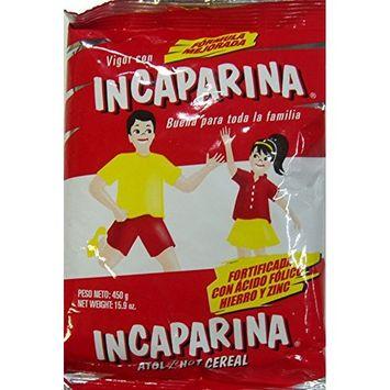 Incaparina Hot Cereal 15.9 oz 4 Pack