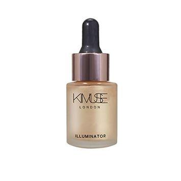 Kanzd Women Beauty Shimmer Liquid Brighten Face Highlighter Oil Concealer Face Shine Illuminator