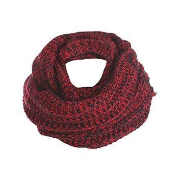 Lanhui Lovely Women Layer Winter Warm Knit Scarf Female Scarves Ladies Scarf Collar