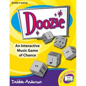 The Lorenz Corporation Doozie: An Interactive Music Game of Chance (SMART) - Debbie Anderson - SongBook - 302735H