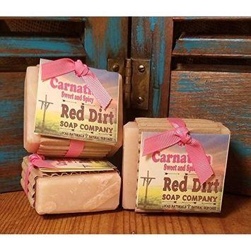 Carnation Natural Bar Soap