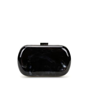 Designer Inspired Hard Case Minaudiere Evening Clutch