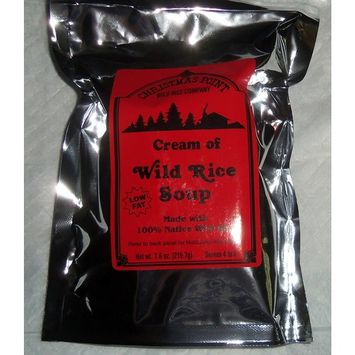 Minnesota Cream of Wild Rice Soup from Christmas Point