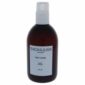 Body Lotion Shiny Citrus by Sachajuan for Unisex - 16.9 oz Body Lotion