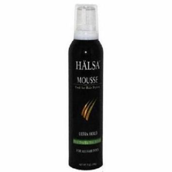 Halsa Mousse Hair Styling