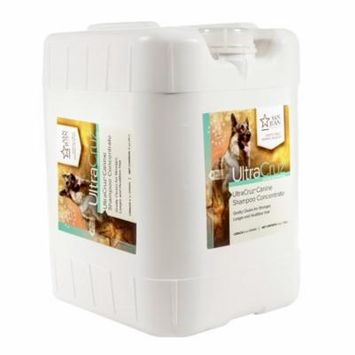 UltraCruz Dog Shampoo Concentrate, 5 gallons