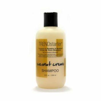 TRENDstarter Coconut Crème Shampoo 8 fl oz