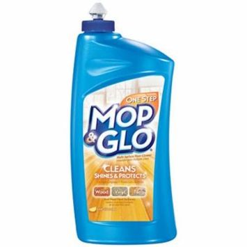 Mop & Glo Multi Surface Floor Cleaner Cleans Shines & Protects 32 Ounces Each (Pack Of 3)