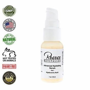 Advanced Hydrating Skin Moisturizer with Hyaluronic Acid Serum and Vitamin B Complex for Oily Skin - 30ml 1oz