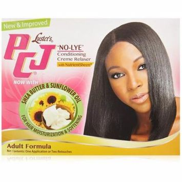 Luster's No Lye Conditioning Creme Relaxer, No-Lye Conditioning & Creme Relaxer Kit By Lusters