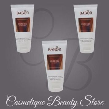 3 X BABOR SHAPING FOR BODY Lifting Body Cream(3X 50ml) TOTAL 150ML!!!!!!