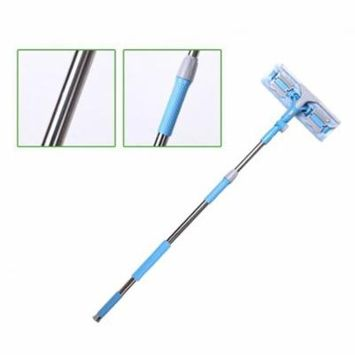 Universal Glass Window Cleaning Tool Telescopic Double Sided Window Cleaner