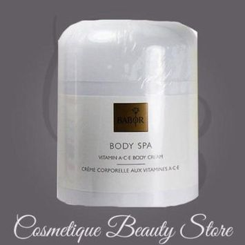 Babor Body Spa Vitamin Ace Body Cream 500ml(17 1/2oz) BRAND NEW SEALED