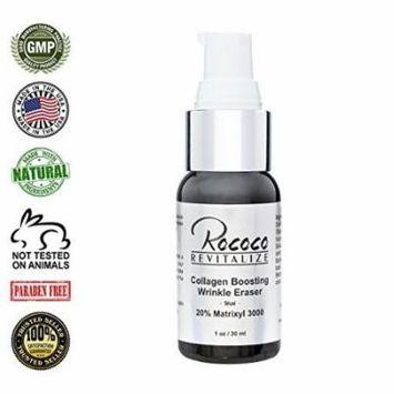 Collagen Boosting Wrinkle Filler Skin Serum with 20% Matrixyl 3000 - 30ml 1oz