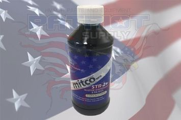 Mitco F2-17M STR-2+ Sludge Dispersant & Deicer Fuel Oil Conditioner. 8 oz.