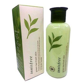Innisfree the Green Tea Fresh Skin 6.76 Oz / 200ml