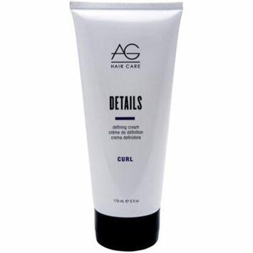 AG Hair Details Defining Cream 6 oz