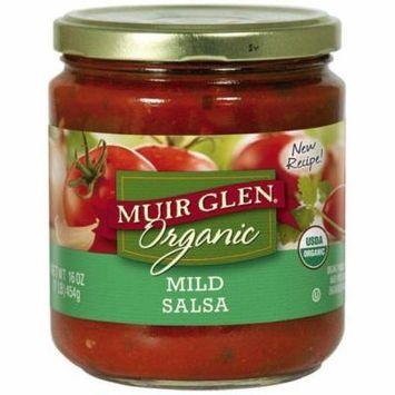Muir Glen Organic Mild Salsa 16 Oz (Pack of 6)