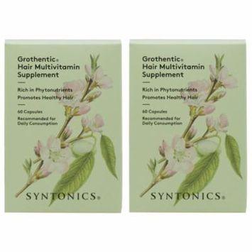 Syntonics Grothentic Hair Multivitamin Supplement 60 Capsules