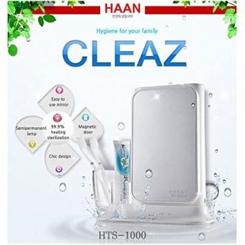 HAAN ElectricToothbrushes Sterilization HTS-1000 220 V 60 Hz Korea C type Plug