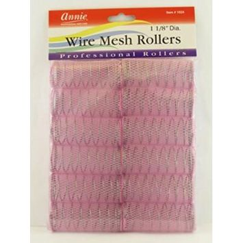 (PACK OF 6) ANNIE ROLLERS WIRE MESH #1024